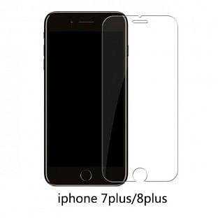 Display Schutzglas für iPhone 7 Plus / 8 Plus