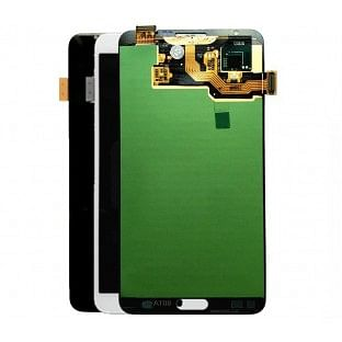 Ersatzdisplay Samsung Galaxy Note 3 AMOLED LCD Digitizer Schwarz