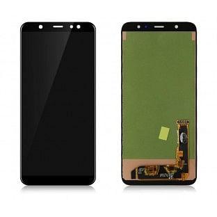 Ersatzdisplay Samsung Galaxy A6 Plus (2018) LCD Digitizer Schwarz