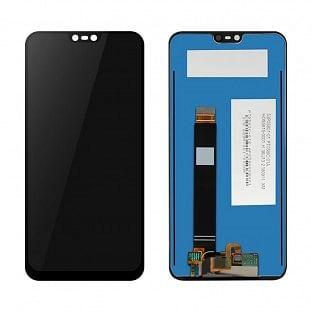 Nokia 6.1 Plus (2018) LCD Ersatzdisplay Schwarz