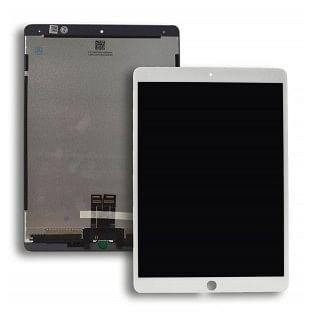 "iPad Pro 10.5"" (2017) LCD Digitizer Ersatzdisplay Weiss"