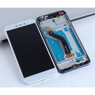 Huawei Honor 8 Lite Ersatzdisplay Weiss LCD Digitizer