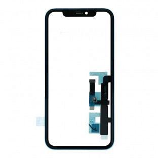 Touchscreen für iPhone 11 Pro Schwarz
