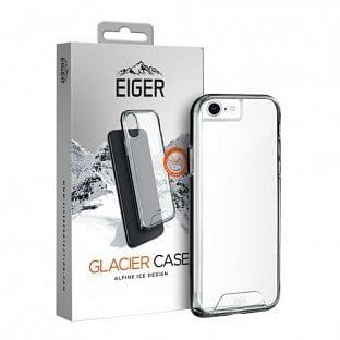 Eiger Apple iPhone SE (2020) / 8 / 7 / 6s / 6 Hard-Cover Glacier Case transparent (EGCA00161)