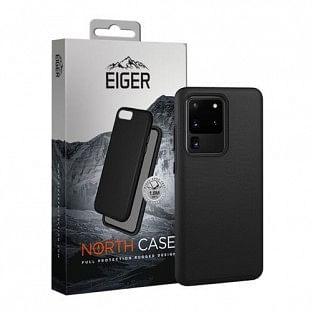 Eiger Galaxy S20 Ultra North Case Premium Hybrid Schutzhülle Schwarz (EGCA00190)