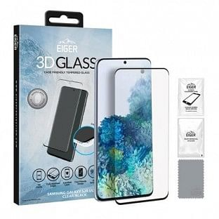 Eiger Samsung Galaxy S20 Ultra 3D Glass Display Schutzfolie (EGSP00565)