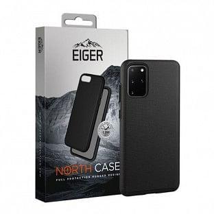 Eiger Galaxy S20 Plus North Case Premium Hybrid Schutzhülle Schwarz (EGCA00189)