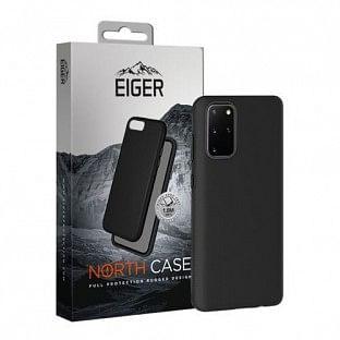 Eiger Galaxy S20 North Case Premium Hybrid Schutzhülle Schwarz (EGCA00191)
