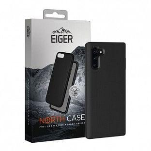 Eiger Galaxy Note 10 Plus North Case Premium Hybrid Schutzhülle Schwarz (EGCA00149)