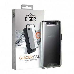 Eiger Samsung Galaxy A80 Hard-Cover Glacier Case transparent (EGCA00175)