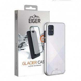 Eiger Samsung Galaxy A71 Hard-Cover Glacier Case transparent (EGCA00198)