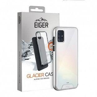 Eiger Samsung Galaxy A51 Hard-Cover Glacier Case transparent (EGCA00197)