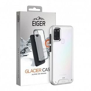 Eiger Samsung Galaxy A21s Hard-Cover Glacier Case transparent (EGCA00210)