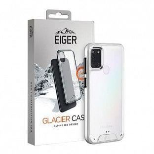 Eiger Samsung Galaxy A21s Hard-Cover Glacier Case transparent (EGCA00210)