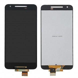 LG Nexus 5X LCD Ersatzdisplay Schwarz