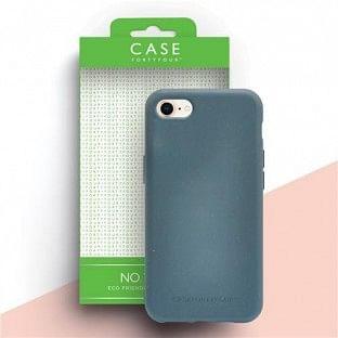Case 44 ökologisch abbaubares Backcover für iPhone SE (2020) / 8 / 7 / 6S / 6 Blau (CFFCA0314)