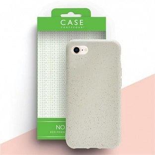 Case 44 ökologisch abbaubares Backcover für iPhone SE (2020) / 8 / 7 / 6S / 6 Weiss (CFFCA0313)