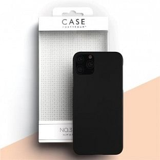 Case 44 Backcover ultra dünn Schwarz für iPhone 11 Pro Max (CFFCA0241)