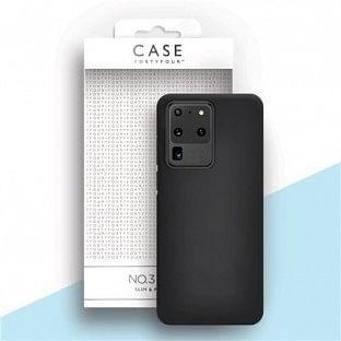 Case 44 Backcover ultra dünn Schwarz für Samsung Galaxy S20 Ultra (CFFCA0341)