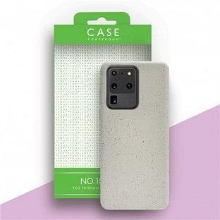 Case 44 ökologisch abbaubares Backcover für Samsung Galaxy S20 Ultra Weiss (CFFCA0285)