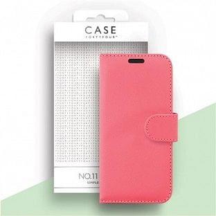 Case 44 faltbare Hülle mit Kreditkarten-Halterung für das Samsung Galaxy S20 Ultra Pink (CFFCA0423)