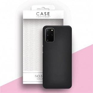 Case 44 Backcover ultra dünn Schwarz für Samsung Galaxy S20 Plus (CFFCA0340)