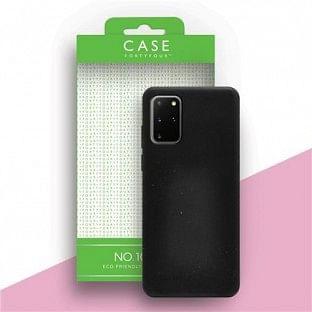 Case 44 ökologisch abbaubares Backcover für Samsung Galaxy S20 Plus Schwarz (CFFCA0286)
