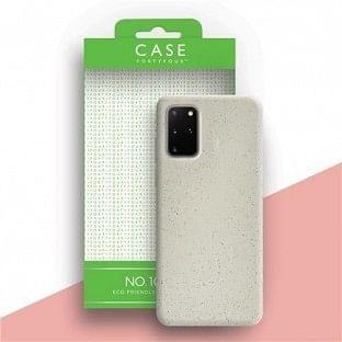 Case 44 ökologisch abbaubares Backcover für Samsung Galaxy S20 Plus Weiss (CFFCA0287)