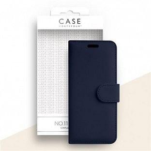Case 44 faltbare Hülle mit Kreditkarten-Halterung für das Samsung Galaxy S20 Blau (CFFCA0380)