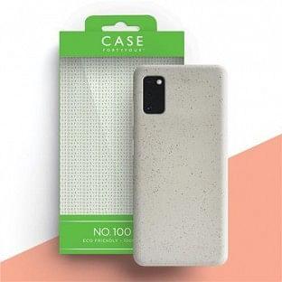 Case 44 ökologisch abbaubares Backcover für Samsung Galaxy A41 Weiss (CFFCA0442)