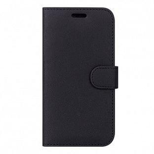Case 44 faltbare Hülle mit Kreditkarten-Halterung für das Nokia 9 Schwarz (CFFCA0194)