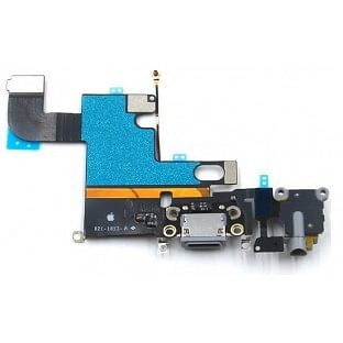 iPhone 6 Lightning Connector Grau