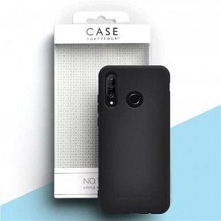 Case 44 Silikon Backcover für Huawei P30 Lite Schwarz (CFFCA0333)