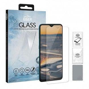 """Eiger Nokia 5.3 Display-Schutzglas """"2.5D Glass clear"""" (EGSP00636)"""