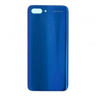 Huawei Honor 10 Backcover Akkudeckel Rückschale Blau mit Kleber