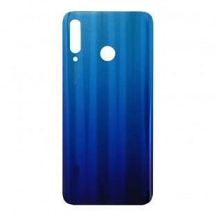 Huawei P30 Lite Backcover Akkudeckel Rückschale Blau mit Kleber