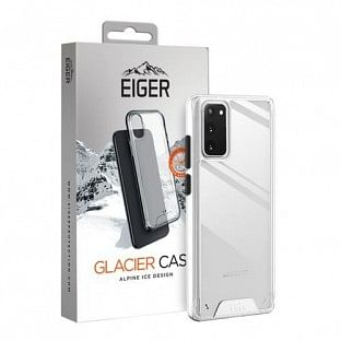 Eiger Samsung Galaxy Note 20 Hard-Cover Glacier Case transparent (EGCA00231)