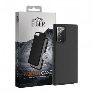 Eiger Galaxy Note 20 North Case Premium Hybrid Schutzhülle Schwarz (EGCA00232)