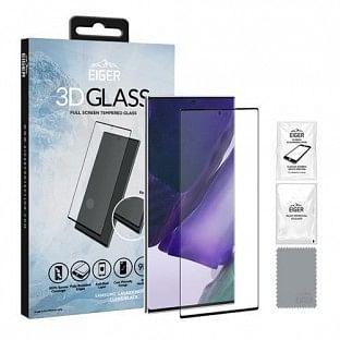 Eiger Samsung Galaxy Note 20 Ultra 3D Glass Display Schutzglas für die Nutzung mit Hülle geeignet (EGSP00634)