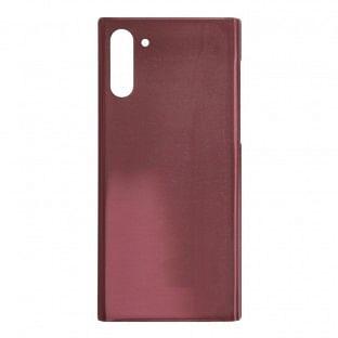 Samsung Galaxy Note 10 Backcover Akkudeckel Rückschale Pink mit Kleber