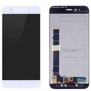 Xiaomi Mi A1 LCD Ersatzdisplay Weiss