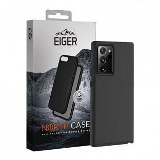 Eiger Galaxy Note 20 Ultra North Case Premium Hybrid Schutzhülle Schwarz (EGCA00235)