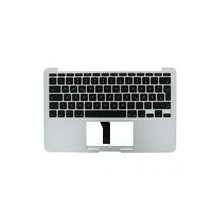 Tastatur mit Top Case für MacBook Air 11.6'' 2015 (A1465) Silber