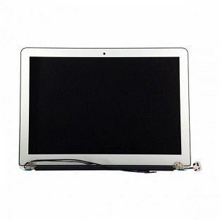 Bildschirm LCD für MacBook Air 13.3'' 2012 (A1466) komplett mit Rückseite vormontiert Silber