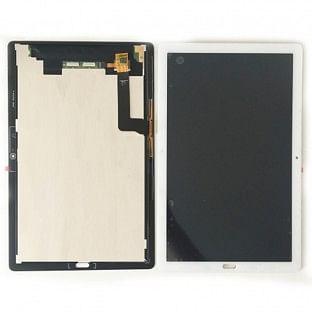 Ersatzdisplay für Huawei MediaPad m5 10.8 Weiss