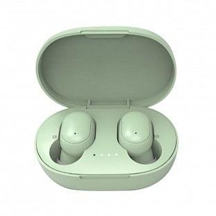 Bluetooth In-Ear Kopfhörer mit Ladecase Grün