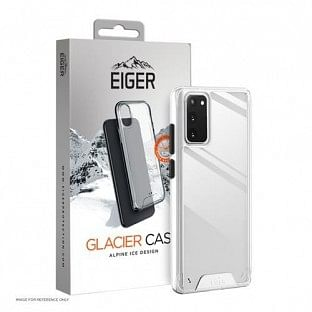 Eiger Samsung Galaxy S20 FE Hard-Cover Glacier Case transparent (EGCA00269)
