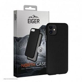Eiger Apple iPhone 12 Outdoor-Cover North Case Schwarz (EGCA00229)