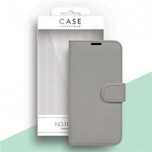 Case 44 faltbare Hülle mit Kreditkarten-Halterung für das iPhone 12 / 12 Pro Grau (CFFCA0478)