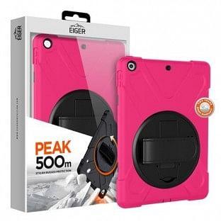 Eiger Apple iPad 10.2'' (2019 / 2020) Outdoor-Cover Peak 500m Pink (EGPE00119)